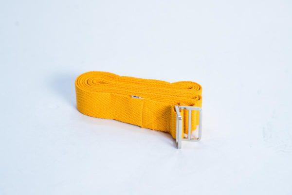 Curea YogaSat pentru mobilitate, portocaliu