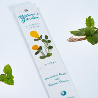 Bețișoare parfumate naturale premium, Patchouli