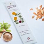 Bețișoare parfumate naturale premium, Lemn de Santal